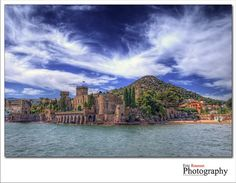 Château de La Napoule #3 (French Riviera) by Eric Rousset, via Flickr