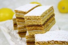 You will find here various recipes mainly traditional Romanian and Mediterranean, but also from all around the world. Sweets Recipes, Cake Recipes, Desserts, Romanian Food, Romanian Recipes, Food Cakes, Cake Cookies, Vanilla Cake, Gem