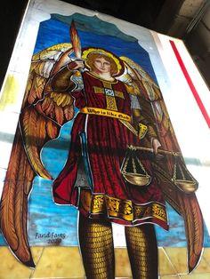 Egyptian Art, Samurai, Stained Glass, Comic Books, Comics, Egypt Art, Cartoons, Cartoons, Stained Glass Panels
