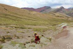 Pred odchodom do Peru som po surfovaní Internetom natrafila na fotku hory, ktorá vyzerala ako keby bola vystrihnutá z kreslenej rozprávky.