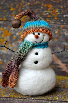 It's that time when the snowmen come out...