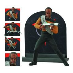 Star Trek Select The Next Generation Worf Action Figure