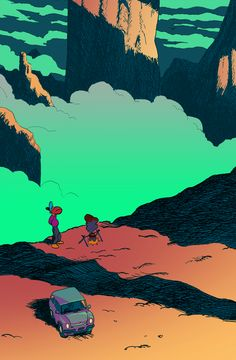 Freelancing Illustrator / Comic Artist