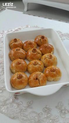 Ev Yapımı Nefis Şekerpare - Leziz Yemeklerim Doughnut, Desserts, Food, Bakken, Tailgate Desserts, Deserts, Meals, Dessert, Yemek