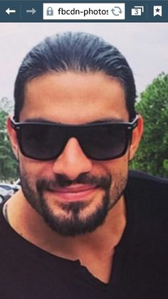 Photo of the Day! Roman Reigns Smile, Wwe Roman Reigns, Roman Regins, Wwe Superstar Roman Reigns, Wrestling Superstars, How To Draw Hair, Special People, Good Looking Men, Roman Empire