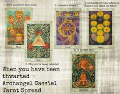 When You Have Been Thwarted - Archangel Cassiel Tarot Reading Archangel Cassiel, Love Tarot, Tarot Spreads, Tarot Reading, Dark Side, Witchcraft, Pagan, Astrology, The Darkest