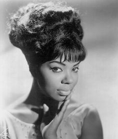 """Mary Wells helped to define the emerging sound of Motown in the early With a string of hit singles composed mainly by Smokey Robinson, including """"Two Lovers"""" and her signature hit, """"My Guy"""", she became recognized as """"The Queen of Motown"""". Music Icon, Soul Music, My Music, Indie Music, Music Mix, Live Music, Jazz, Soul Artists, Music Artists"""