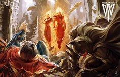 Super Saiyans > Super Heroes