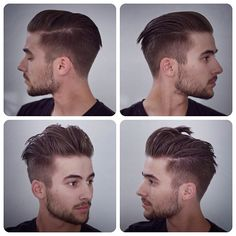 New hair art for men mens fashion Ideas Undercut Hairstyles, Boy Hairstyles, Trendy Hairstyles, Hairstyle Men, Perfect Hairstyle, Undercut Hair Men, Undercut Styles, Undercut Pompadour, Style Hairstyle