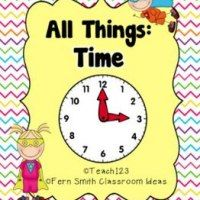 https://www.teacherspayteachers.com/Product/Time-Math-and-Literacy-Lessons-FS-543117