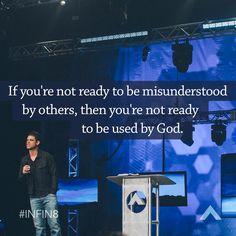 Be ready to be misunderstood.  I love Pastor Steven.  Good stuff.