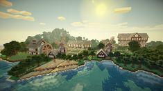Minecraft - Farm Houses