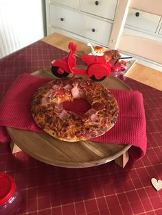 Valentines meal for kids