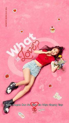 "TWICE - 5th Mini Album ""What is Love?"" #Jihyo"