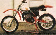 Ducati Proto Motocross 125