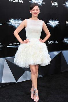 Marion Cotillard makes Black Swan style work in real life