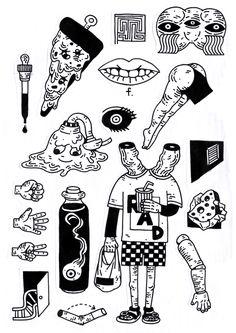 Tattoo arts by#francesjiao
