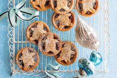 Sugar and spice make Christmas oh-so nice, and these Ginger Shortbread Fruit Mince Tarts will show you why.