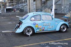 Autocomp blue fast Race Beetle custom vw beetle pictures super vw festival le mans france 2015