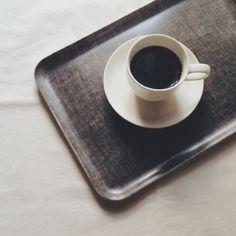yes please! #black #gold aka #coffee