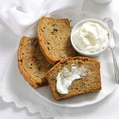 Zucchini Nut Bread Recipe from Taste of Home -- shared by Kevin Bruckerhoff, Columbia, Missouri