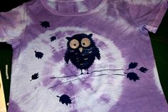 Please vote for my Owl-Shirt to win the Foxx-Shirts Do-it-yourself-Competition! By the way: If you want to do your own: Follow my DIY-Tutorial on www.Land-und-Kind.de :)