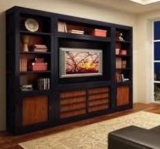 Resultado de imagen para muebles en durlock para living