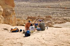Chaco Culture National Historical Park, near Nageezi  Distance: 5-mile round trip  Difficulty: Moderate  Season: Spring, fall