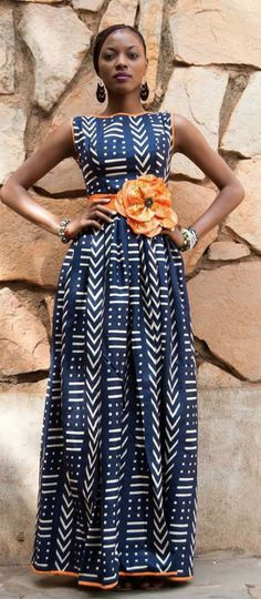 fashion Outstanding Casual Style Looks African Inspired Fashion, African Print Fashion, Africa Fashion, Fashion Prints, African Attire, African Wear, African Women, African Print Dresses, African Dress