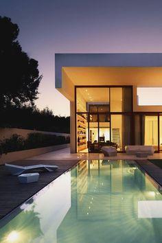 zenhance:  House in Rocafort | Source