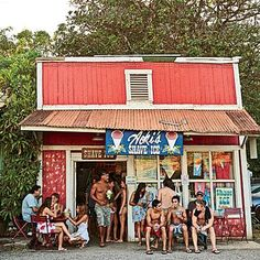 Haleiwa, Hawaii; coastalliving.com