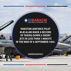 Defence Day Fact - 3  #happydefenceday #Pakistanzindabad #bekarachi #6thSept #realheroes #airforc