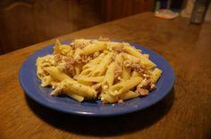 Grzeczny Chłopiec gotuje #9 – Najszybsze danie z makaronem na świecie  (link)