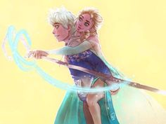 I never cared much for OTPS and then Jelsa happened. Forever drowning in OTP feels with no intention...