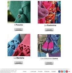 Catalogues of our spring- summer collection 2015 #marinafinzi #MadeinItaly