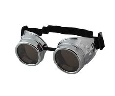 Steampunk Goggles A necessary accessory for Steampunk wardrobe. Think Mad Max…