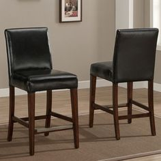 Brookshire Counter-Height Dining Chair 2-pack