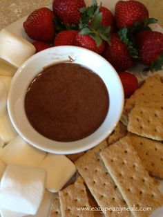 I love a good fondue. Chocolate, cheese, or broth. My kids love it too. We are dippers at our house. We love to dip everything.  This was a particularly good fondue recipe because first, I made it in the crockpot, second, it is made from chocolate, cream, and marshmallows (a favorite combination), and third, it... Read More »