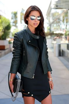 VIVALUXURY - FASHION BLOG BY ANNABELLE FLEUR: ON THE EDGE