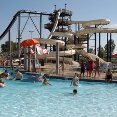 Wild Water West Waterpark | Visit Sioux Falls