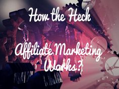 Is affiliate marketing,the way to go in online business?