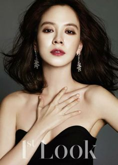 1st Look Magazine - Song Ji Hyo Thailand'fans