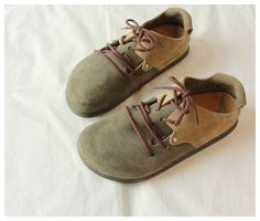 Birkenstock Montana. I need these. Yesterday, if possible :D