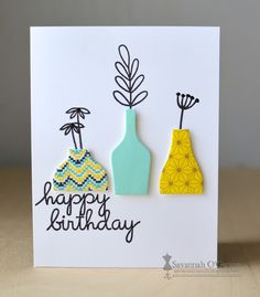 Hello Friends Savannah OGwynn Here Today Im Back To Share A Quick Card That I Created For The Paper Smooches January Color Chal