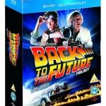 BARGAIN Back to the Future Trilogy Blu ray £10 delivered at Amazon - Gratisfaction UK