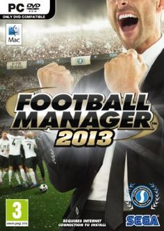 Football Manager 2013 for Steam - Football Manager is the best-selling, most realistic football management series ever made. Football Manager 2013 celebrates 20 years of games from the people at Sports Interactive. Xbox One Video Games, Best Pc Games, 13 Game, Pro Evolution Soccer, Game Codes, Video Game Reviews, Internet, Tk Maxx, Videogames
