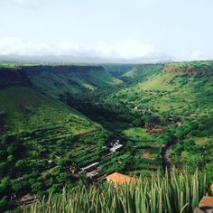 The green island: Santiago #CaboVerde #Kaapverdie #CapeVerde