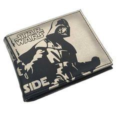 Star Wars Episode 8 Galactic Empire Badge Gift Box Bifold Wallet Nwt