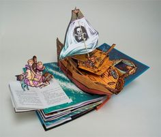 Gorgeous pop-up books for kids by Robert Sabuda http://www.essentialkids.com.au/education/reading/gorgeous-popup-books-for-kids-by-robert-sabuda-20151022-gkgej8