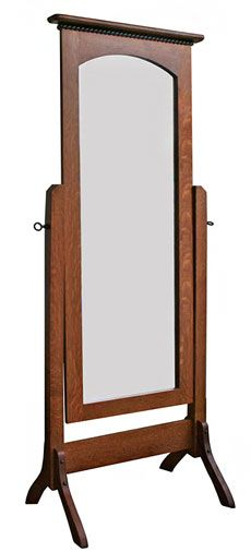 Need a full mirror in your bedroom? Kloter Farms has them! This is our Beacon Hill Cheval Mirror.